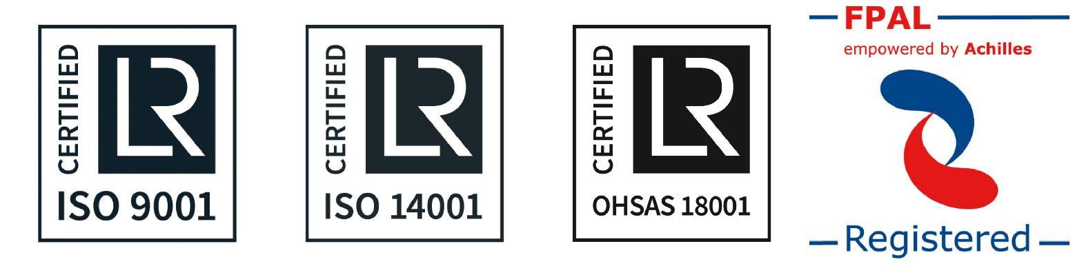 Certificaten Website