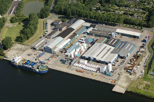 CMF base Velsen-Noord